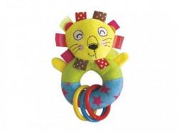 PrimeToys igračka zvečka mekana lavić Lio ( 0127210 )
