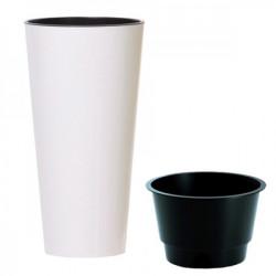 Prosperplast saksija tubus slim 30x57cm bela ( PR DTUS300-S449 )