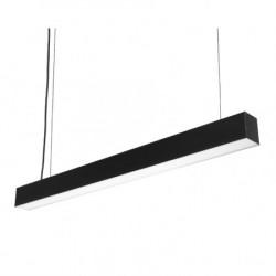 Prosto Viseća LED lampa 36W dnevno svetlo ( LLS-D50-36/W-BK )