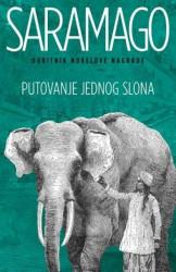 PUTOVANJE JEDNOG SLONA - Žoze Saramago ( 6589 )