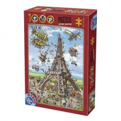 Puzzle 1000PCS CARTOON COLLECTION 11 ( 07/61218-11 )