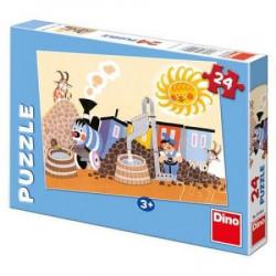 Puzzle 24pcs Vozić ( 351493 )