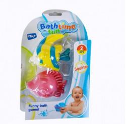 Qunsheng Toys igračka ribice za kupanje 2 kom ( A017125 )