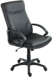 Radna fotelja - STILO P lux (prava koža)
