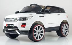 Range Rover Discovery 227 Dečiji auto na akumulator - Beli