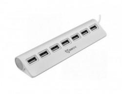 S BOX H 207 USB 7 Portni HUB