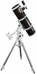 SkyWatcher explorer-150PDS (150/750) newtonian reflector OTA with Dual-Speed focuser on EQ3 mount with steel tripod ( SWN1507mfeq3 )