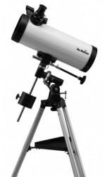 SkyWatcher Newton EQ1 Reflektor Teleskop 114/500 - beli tubus ( SWN1145weq1 )