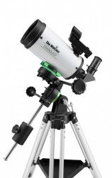 SkyWatcher star-quest-90MC maksutov-cassegrain (90/1250) on mount ( SWM90SQuest )
