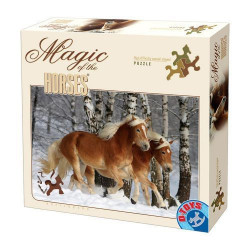 Slagalica x 239 Magic of the horses 03 ( 07/65933-03 )