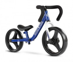 Smart Trike bicikl folding - balance bike blue ( 1030800 )