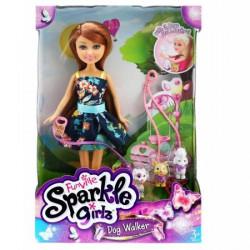 Sparkle Girlz Dog walker ( 44-372000 )