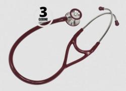 Spirit CK-S747P-10 Kardiološki stetoskop sa dvostranom glavom - Bordo ( 3000015 )