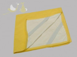 Stefan mušema žuta 60x120cm ( 7040032 )