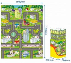 Sun ta toys mapa grada podloga ( PZ30166 )