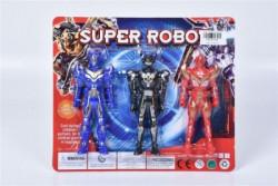 Super roboti 3PCS ( 11/21968 )