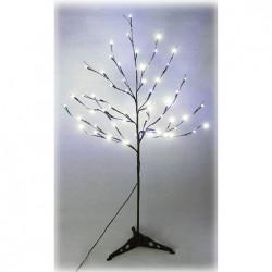 Svetlece drvo LED-64kom- bele - VISINA 120 cm ( 52-496000 )