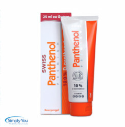 Swiss Pantenol gel za telo 100 + 25ml ( A003334 )