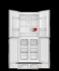 Tesla Multi-door frizider RM3400FHX, 180x79, 404l, No Frost, Inox ( RM3400FHX )