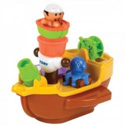 Tomy piratski brod za kupanje ( TM71602 )