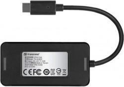 Transcend USB HUB 3.1 Type-C TS-HUB2C ( 0705225 )