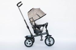 Tricikl za decu Sport Plus sa rotirajućim sedištem - Bež ( Sport Plus-2 )