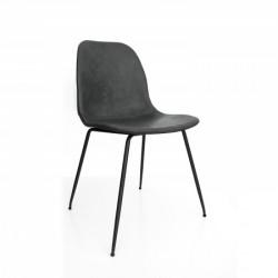 Trpezarijska stolica JAMES - siva