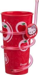 Trudeau čaša sa slamčicom Hello Kitty 14 ( 0300019 )
