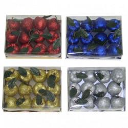 Ukras 12 jabuka 4 boje ( 41-133000 )
