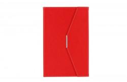 Ultra notes sa magnetnim preklopom A5 crvena ( 134.876.20 )
