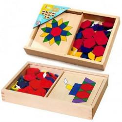 Viga 50029 drveni tangram