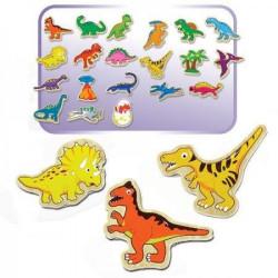 Viga 50289VG Magenti - Dinosaurusi ( 12866 )