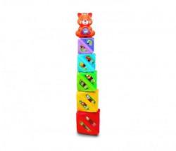 Vtech igračka sa zvučnim efektom - stack, sort & store tree ( 80-185003 )