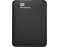 "WD Elements Portable 1TB 2.5"" ( WDBUZG0010BBK )"