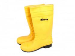 Womax čizme duboke žute vel.45 ( 0106761 )