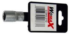 """Womax ključ nasadni 1/4"""" 10mm ( 0545010 )"""