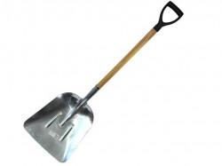 Womax lopata za sneg 410x365x800mm aluminijumska ( 0320433 )