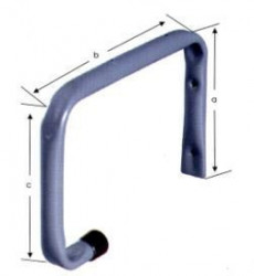 Womax nosač alata polica 150mm ( 0586363 )