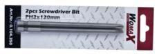 Womax pin PH 2x120mm 2 kom ( 0104350 )