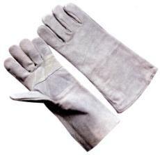 "Womax rukavice kožne zavarivačke veličina 11"" 40cm ( 79032342 )"