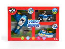 Wow igračka set 3u1 policija ( A034730 )