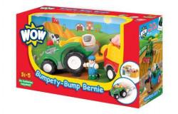 Wow igračka traktor sa prikolicom Bumpety Bump Bernie ( A011006 )