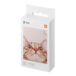 Xiaomi Mi portable phote printer paper (2x3-inch,20-sheets)