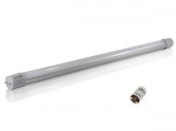 Xled Pcev-tube T8 10W 600MM 4000K 800LM 230V+ dummy st. ( LCT8D10XP/Z )