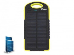 Xwave Camp L 60 yellow solar power bank 6000mAh