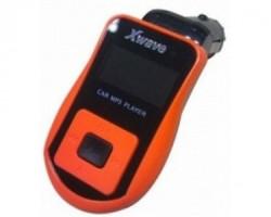 Xwave FM transmiter BT64 narandžasti SD/USB + daljinski ( AVU00325 )
