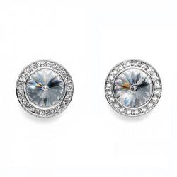 Ženske Oliver Weber Coast Crystal mindjuše sa swarovski belim kristalom