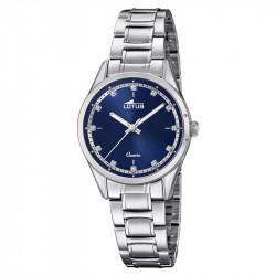 Ženski Lotus Bliss Plavi Elegantni ručni sat