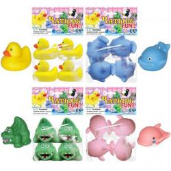 Životinje za kupanje, 4 vrste ( 66-560000 )