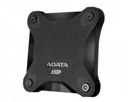 """A-Data 240GB 2.5"""" ASD600Q-240GU31-CBK crni eksterni SSD"""